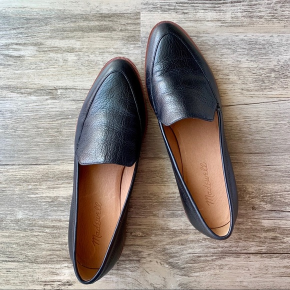 a1fac9ddf40 Madewell Shoes - Madewell The Frances Loafer- Leather Size 7